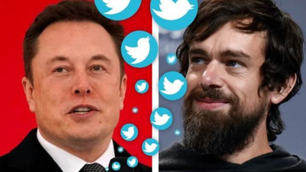 Elon Musk menjadi sosok favorit bos Twitter, Jack Dorsey