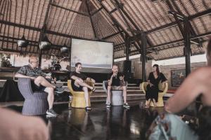 Lahirkan Pemimpin Terbaik di Asia, Gushcloud Entertainment Group Siapkan Open Circles