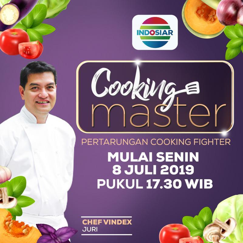 Cooking Master Tayang Perdana Hari Ini