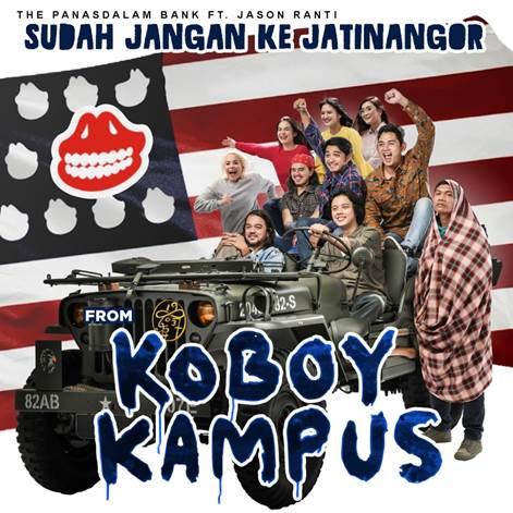 The PanasDalam Bank feat Jason Ranti Luncurkan   SINGLE Sudah Jangan Ke Jatinangor