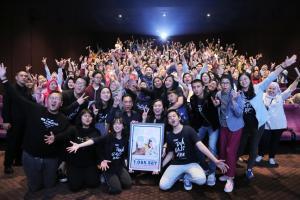 Hari keenam Penayangan, Film DUA GARIS BIRU Tembus Angka Satu Juta Penonton