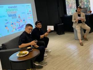 Be Kind Jakarta Coffee Week 2019 Kembali Digelar 30 Agustus 1 September 2019