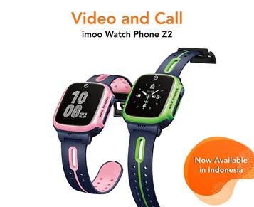imoo Perkenalkan Watch Phone untuk Video Call dengan Harga Terjangkau