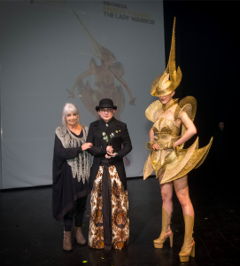 Yinaldy Yunardi Kembali Raih Penghargaan World of WearableArt Awards 2019