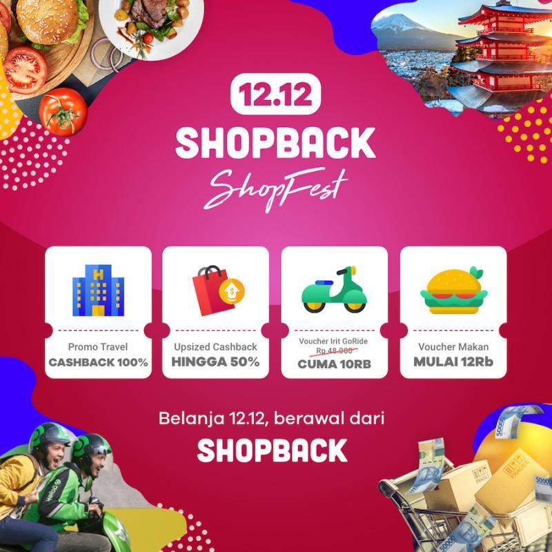 ShopBack ShopFest 2019 Catat Nilai Transaksi Terbesar Selama Tiga Tahun Penyelenggaraan di Indonesia