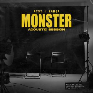 Emosi Monster Yang Berbeda Dari Kamga dan Atsy