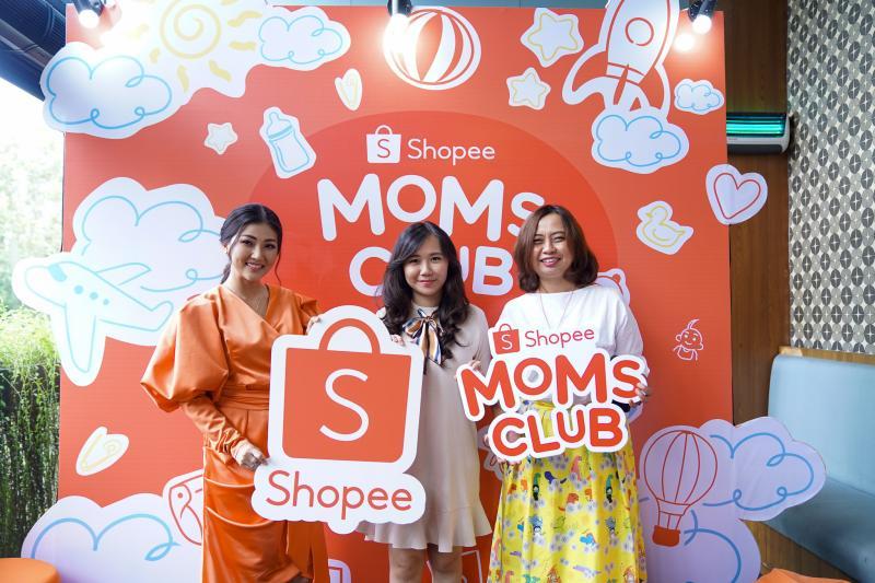 Shopee Moms Club Tawarkan Solusi Kebutuhan Ibu Masa Kini