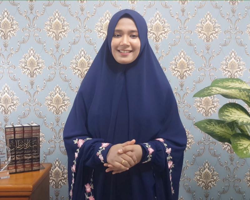 Keluarga Ambyar Belajar Dari Qoriah di Ramadhan di Rumah Saja