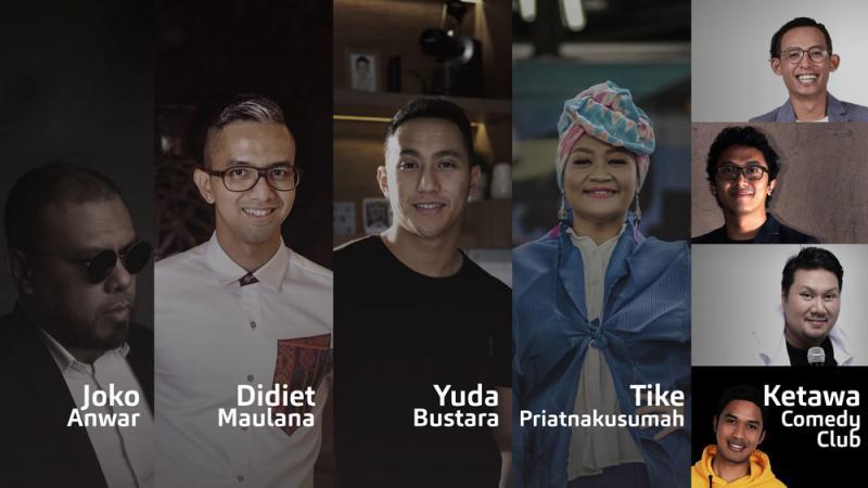 PK ENTERTAINMENT MEMPERSEMBAHKAN INDONESIA ONLINE FEST 2020