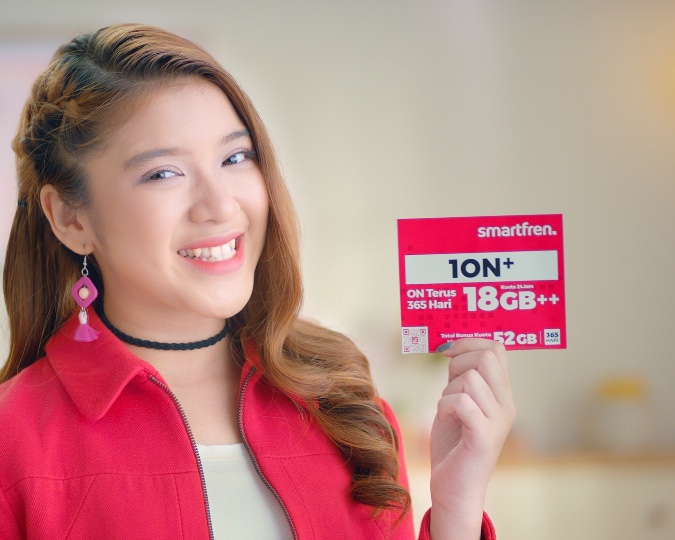 Bersama Tiara Idol, Smartfren Mengajak Kita Berinternet Anti Waswas