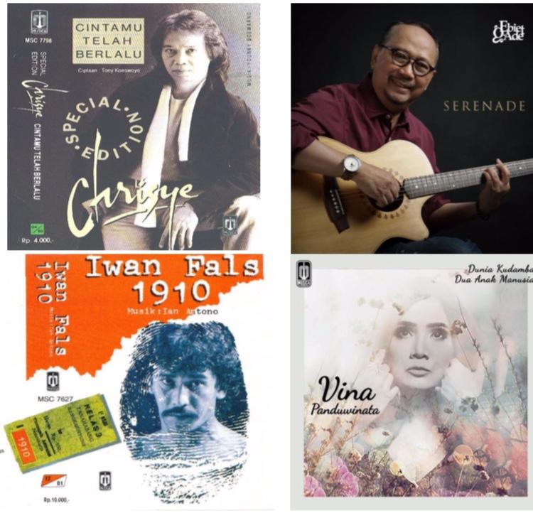 Ajak Pendengar Bernostalgia, Musica Rilis  Kembali Lagu Klasik