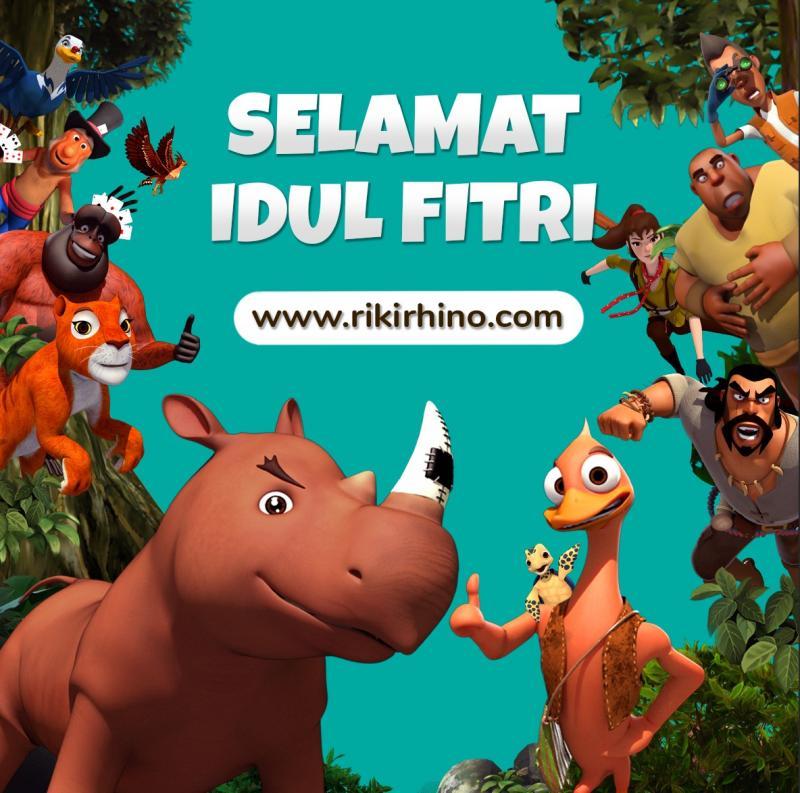 Film Riki Rhino Tayang Dirumahaja