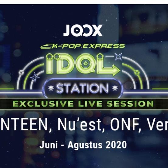 Fans K-Pop Indonesia kini dapat berinteraksi langsung dengan para K-Pop idol di program IDOL STATION