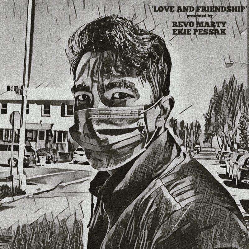 Revo Marty Rilis Single Terbaru berjudul  Love and Friendship