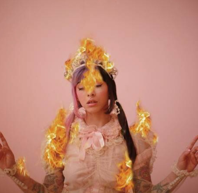 Melanie Martinez Merilis Single Terbaru, Fire Drill