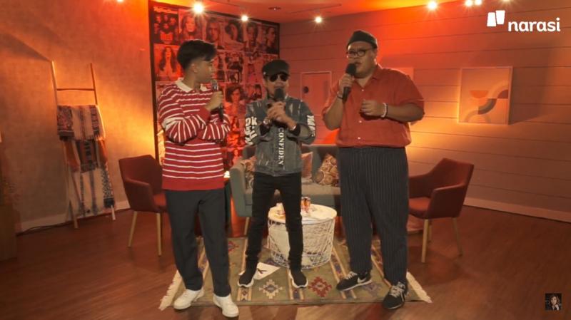 Kangen Manggung, Vidi Aldiano Cium Microphone di Playfest Series 2020
