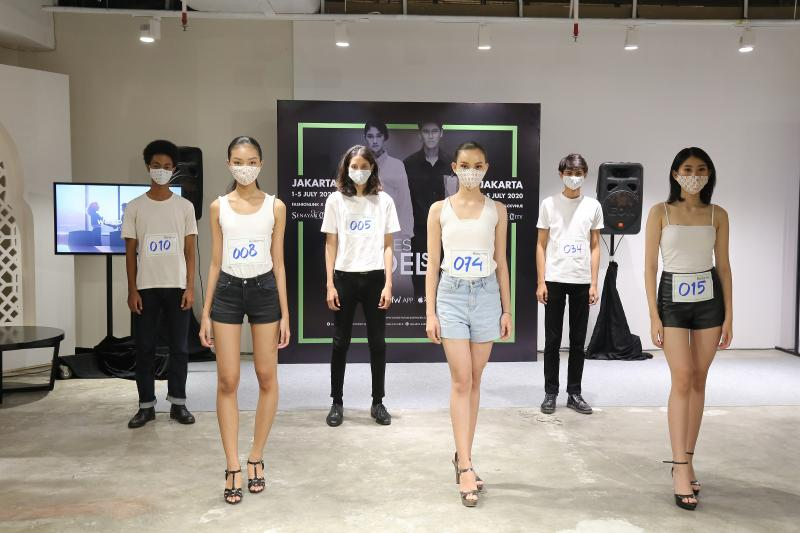 Inilah Para Model Untuk Jakarta Fashion Week 2021