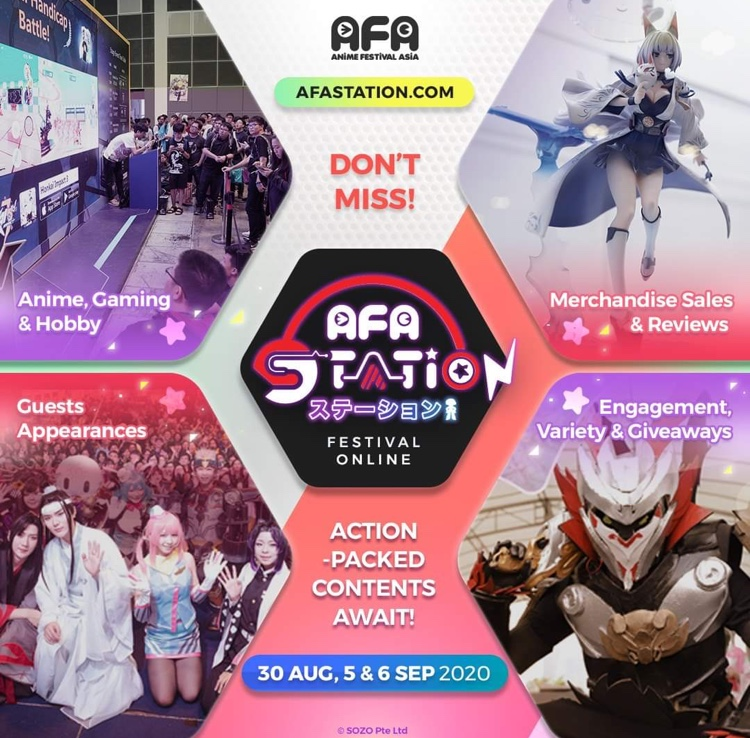"NEW DIGITAL PLATFORM ""AFA STATION Festival Online Week"" BRINGS THE BEST OF AFA ONLINE!"