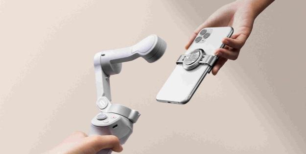 Abadikan Momen Magnetik Dengan Penstabil Smartphone DJI OM 4 Baru