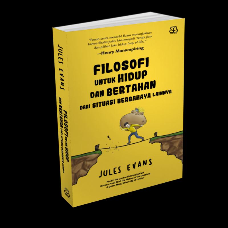 Buku yang Menyelamatkan dari Masalah Hidup