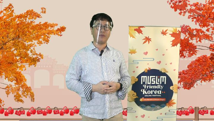 """Muslim Friendly Korea Festival Diadakan Secara Daring Bertepatan dengan Perayaan """"Bulan Korea"""""""