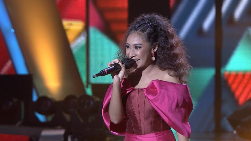 Dukungan Sang Mama Tak Mampu Membuat Noni (Surabaya) Bertahan Di Pop Academy