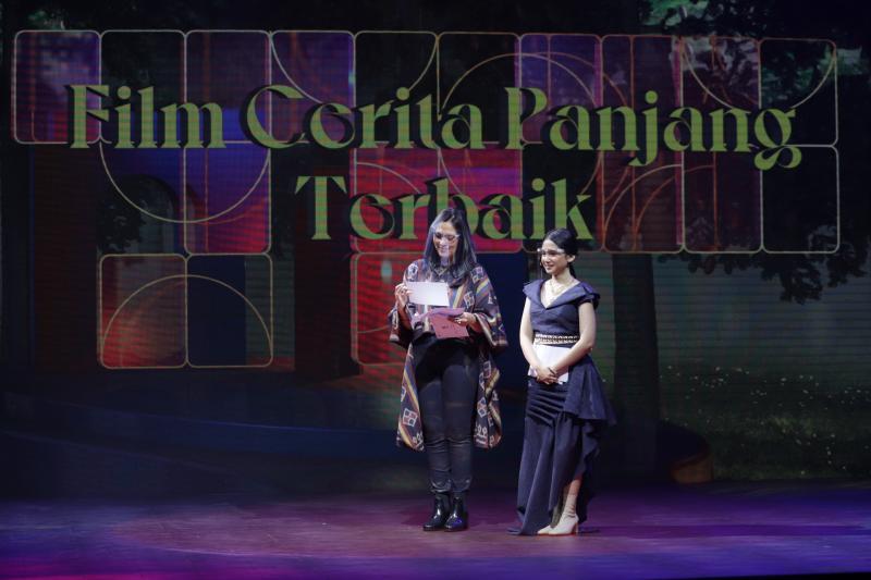 Festival Film Indonesia 2020 Mengumumkan Daftar Nominasi Peraih Piala Citra