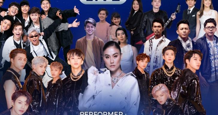 Sebanyak 12 Penghargaan Telah Dianugerahkan di SCTV Awards 2020