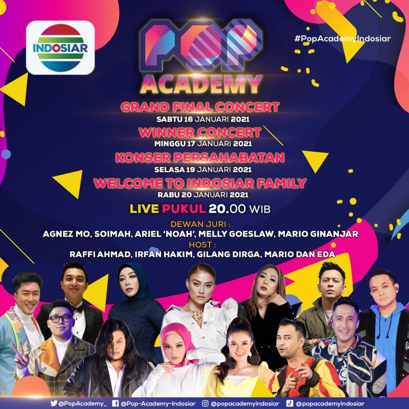 Kolaborasi Dengan Dewa Feat Once, Iwan Fals Dan Tribute To Agnez Mo Song Menjadi Tantangan Academia