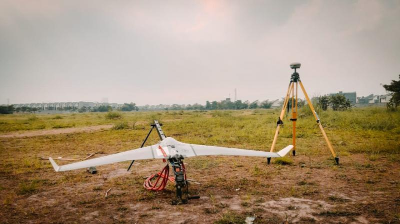 Teknologi Drone Dipercepat untuk Peta Pangkalan