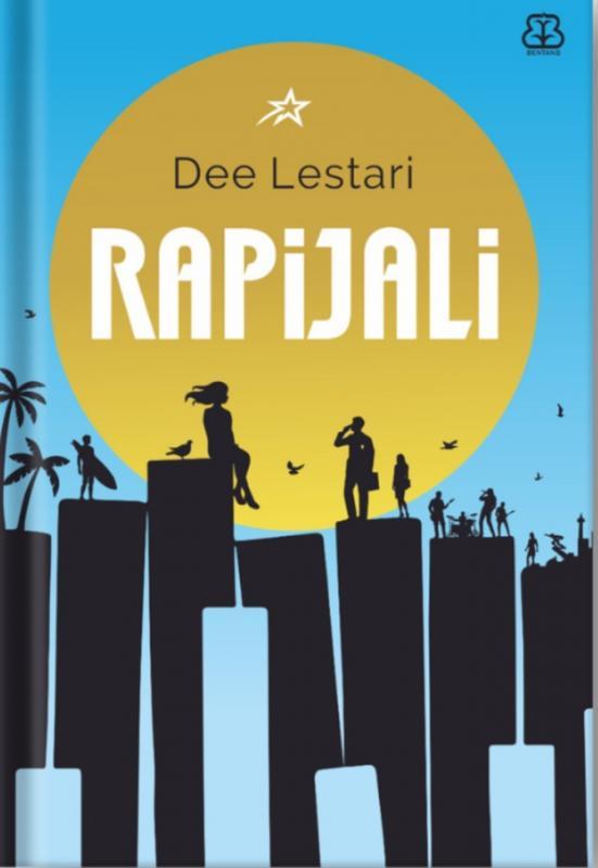 RAPIJALI Buku Karya Dee Lestari