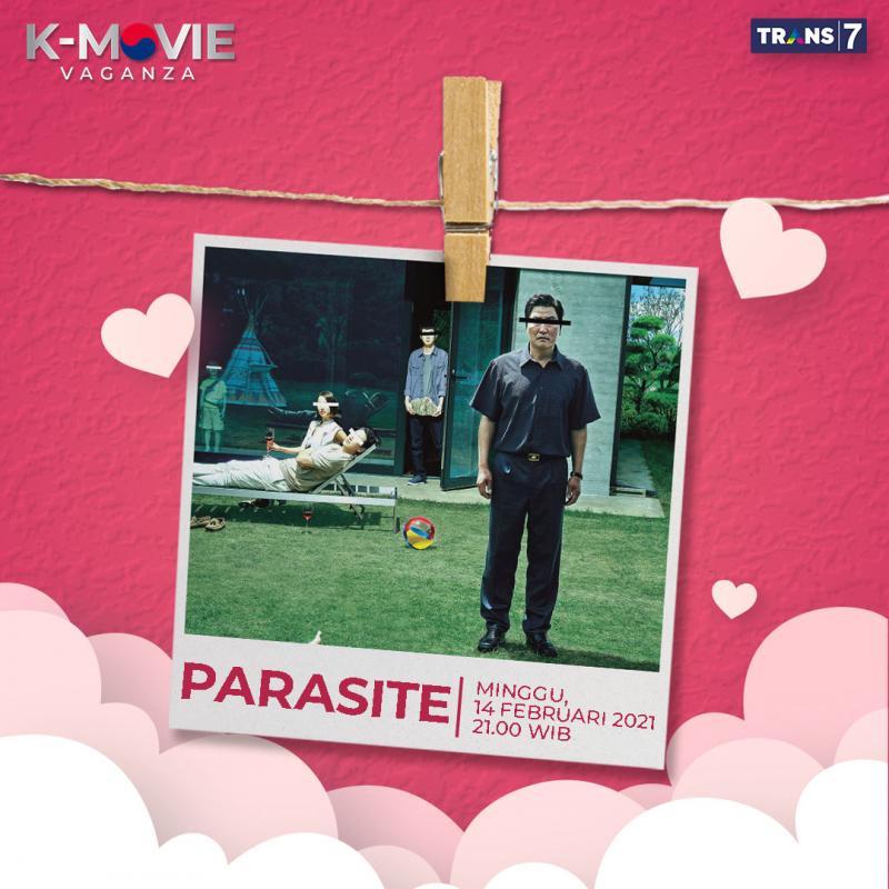"""PARASITE"""" TAYANG PERDANA DI LAYAR KACA INDONESIA"""