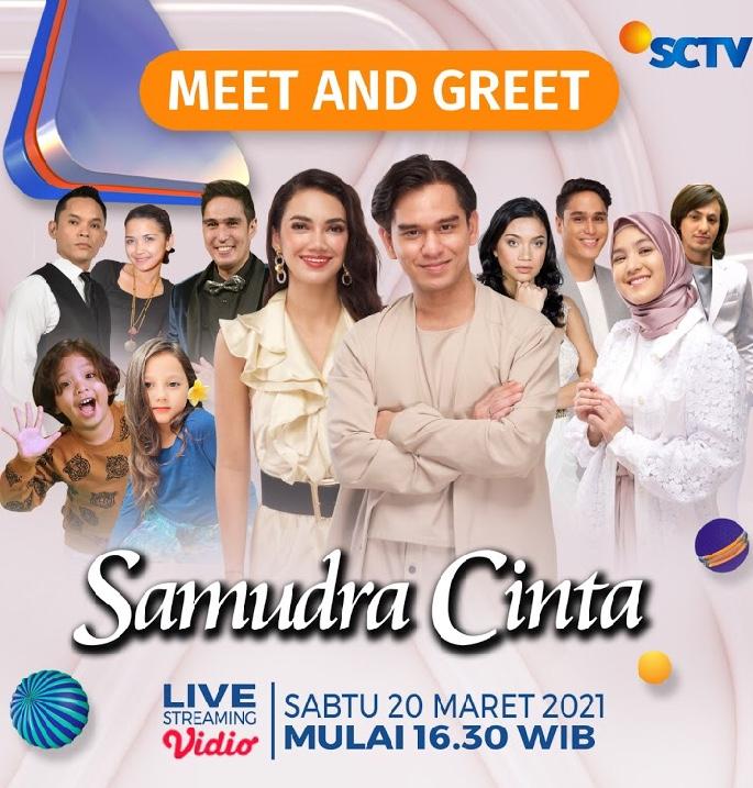 "SCTV telah menggelar Meet and Greet ""Samudra Cinta"""
