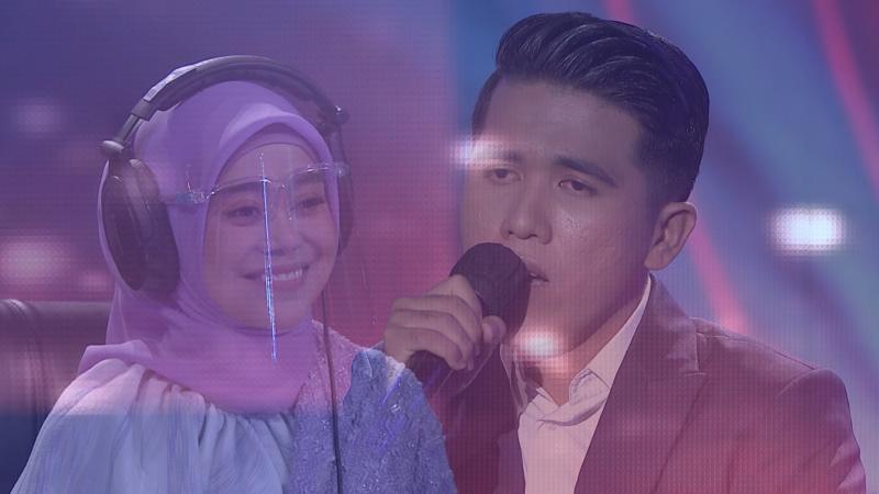 Iqhbal (Sumatera Barat) Sukses Membuat Lesti DA Terkesima