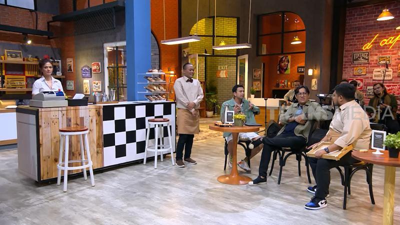 PROGRAM BARU APRIL : D'CAFE