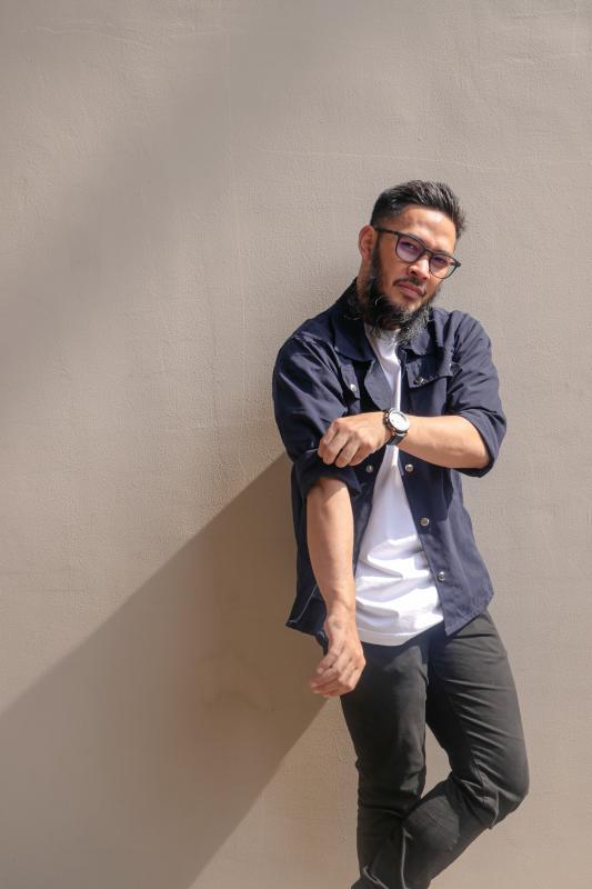 Istirahat dari Musik, Kini UKI (ex NOAH) Fokus di Bisnis Clothing