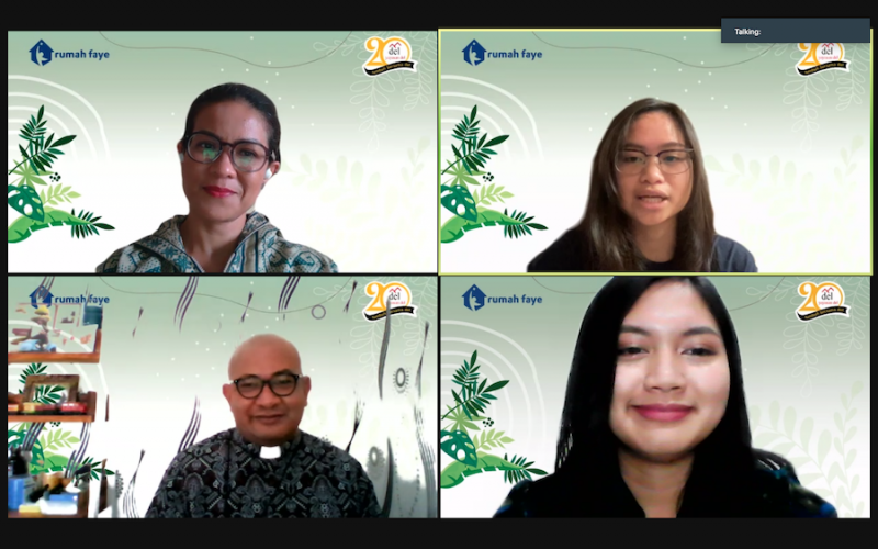 Yayasan Del Perkenalkan Rumah Faye sebagai Organisasi Perlindungan Anak Indonesia