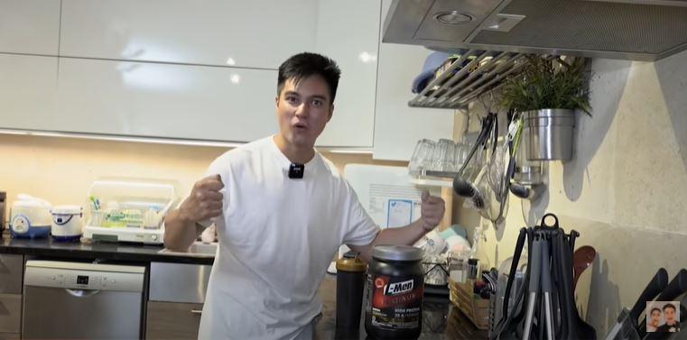 Tips Diet Sehat ala Baim Wong, Super Gampang!