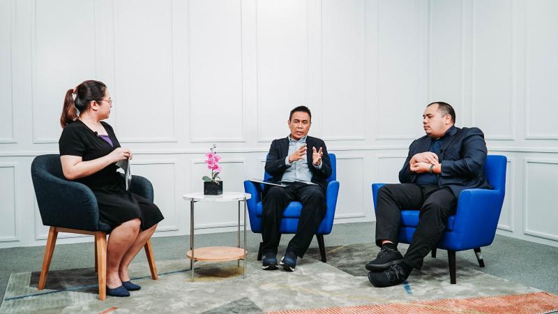 Pandu Sjahrir Sambut Positif Rencana Digitalisasi Bank Banten