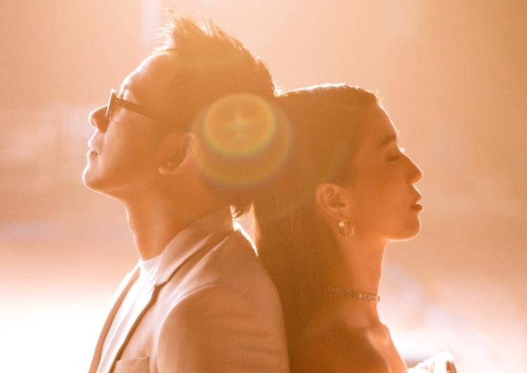 """Pasangan yang Terpisah, Christie Bersama David NOAH Merilis Single """"Walau Ku Jauh""""*"""